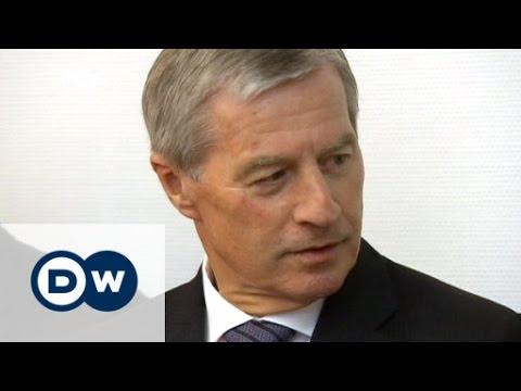 Copresidente del Deutsche Bank acusado de fraude