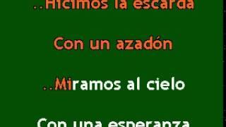 Karaokanta - Mercedes Castro - Maldita miseria