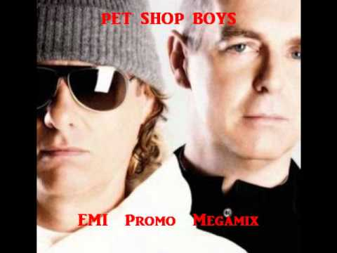 Pet Shop Boys - EMI Megamix (Promo)