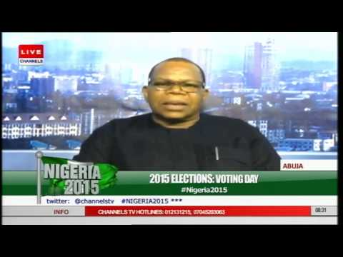Nigeria Must Guard Democracy Jealously-- Election Observer