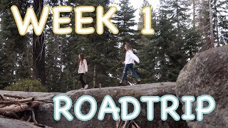 Week 1 Roadtrip | Annie LeBlanc