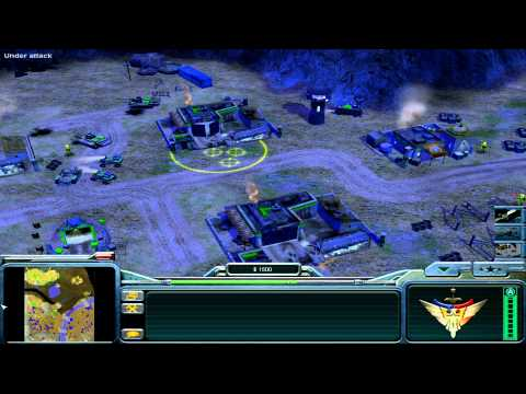 Command and Conquer: Generals - Zero Hour Full USA Campaign [HD] Music Videos