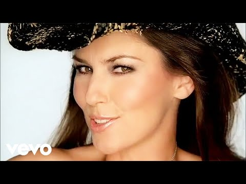 Shania Twain - I Ain't No Quitter Video