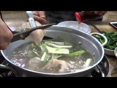 コンルンタッカンマリ  鍾路店 チョンノジョン 공릉 닭한마리 종로점