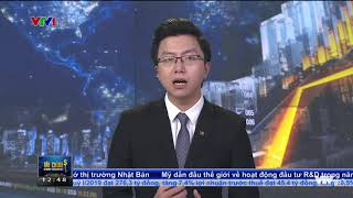 Bản tin Hàng hóa trên TCKD VTV1 (trưa 25/04/2019)