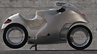 #1685. Sbarro orbital wheel 1989 (Prototype Car)