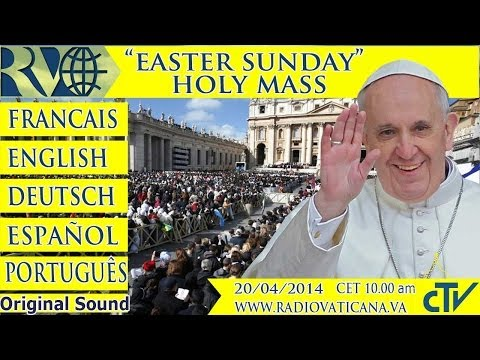 YouTube: Easter Mass
