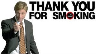 Thank You For Smoking Trailer