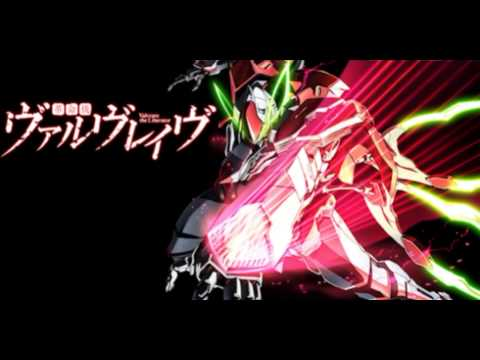 "Valvrave The Liberator OP/Opening FULL ""Preserved Roses"""