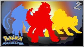 DOGGOS OF LEGEND!! | Pokémon Soul Silver - CHAPTER FOUR