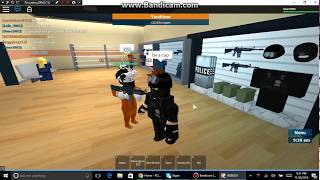 Roblox | Testing out the SWAT GamePass | Prison Life v2.0