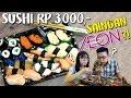 Sushi Termurah & Lengkap !! Rp 3.000 / Pcs Aja!! MP3