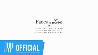 SUZY 2ND MINI ALBUM [Faces of Love] : Prequel