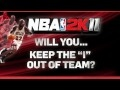 NBA 2K11 My Player Mode
