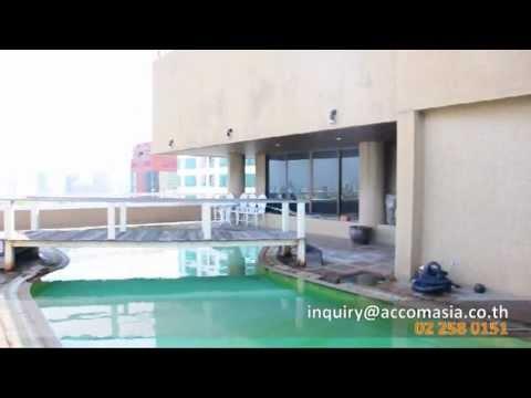 For RENT 3 bedroom ASOKE TOWER CONDOMINIUM IN SUKHUMVIT / ASOK BTS AND SUKHUMVIT MRT | BANGKOK