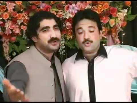 Raees Bacha   Mazhar Ali New Pashto Song 2013 Za Munga Malangi...