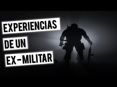 EXPERIENCIAS DE UN EX-MILITAR COMPLETO (HISTORIAS DE TERROR) ?