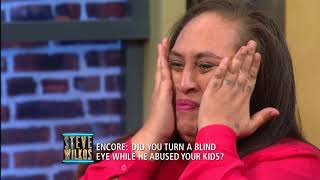 """You're Going To Jail"" (The Steve Wilkos Show)"