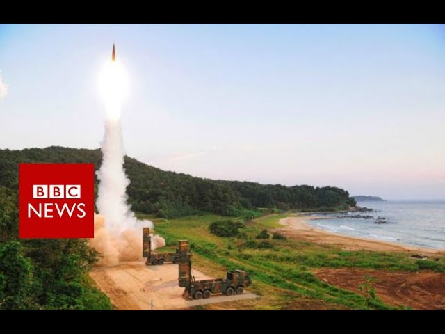 North Korea preparing more missile launches, says South - BBC News