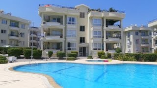 3 BED LUXURY PENTHOUSE APARTMENT WITH ROOFTOP TERRACE  ALSANCAK, KYRENIA  £68,950 HP1615 K