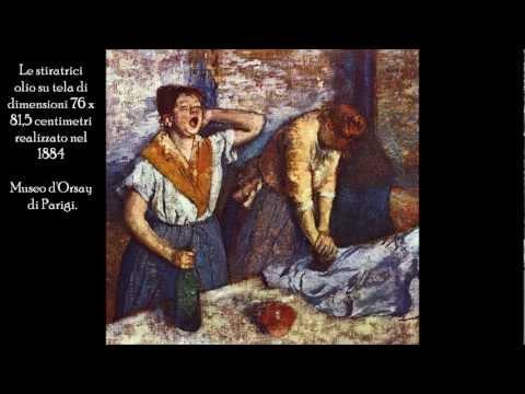 Opere di Edgar Degas dal 1854 al 1900