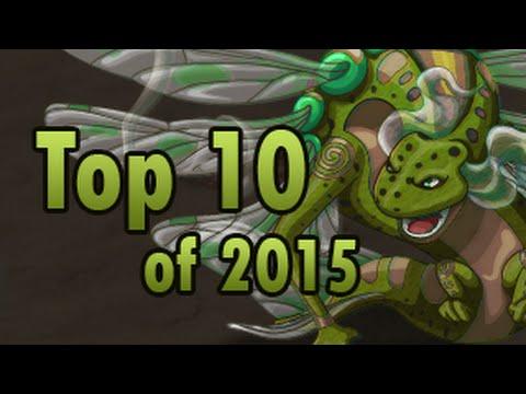 Top 10 Miscrits of 2015