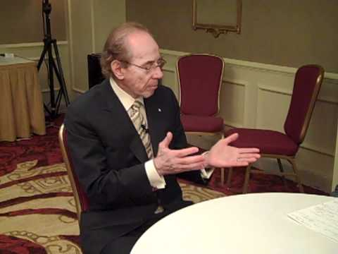 Isadore Sharp, Founder, Four Seasons Hotels and Resorts