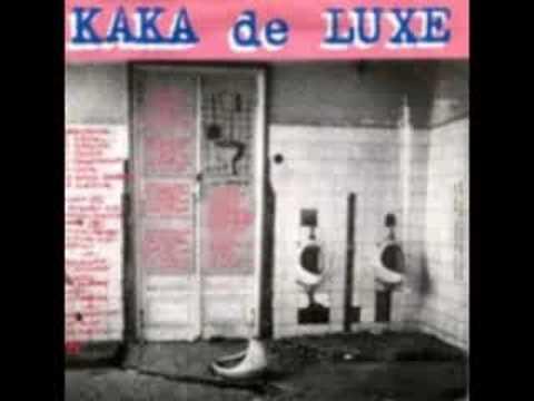 Kaka de Luxe - Pero que público más tonto tengo