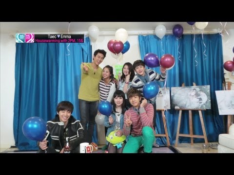 Global We Got Married EP11 Making Film#2 20130617 �리 결���� ��� EP11 ��� ��#2