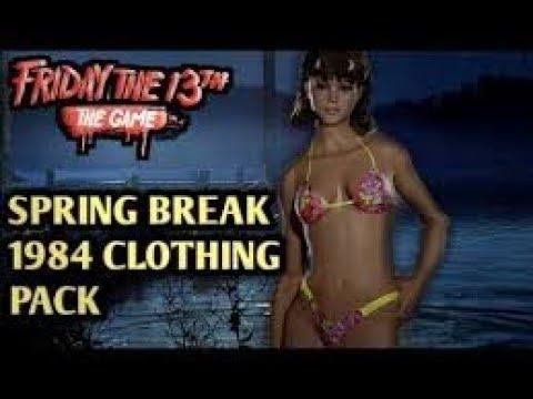 FRIDAY THE 13TH LIVESTREAM!!! Road to 400!! New DLC Bikini!!