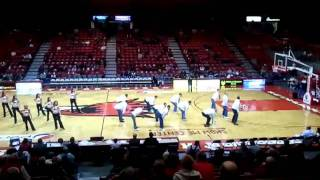 Southeast MO State Sundancers - Guy / Girl Dance 2011