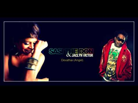 Sasi The Don Feat Jaclyn Victor (angel) 'devathai' video