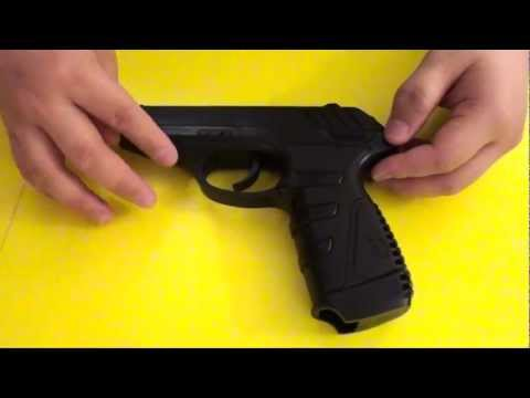 GAMO PT25 Blowback Co2 4.5mm Air Pistol Review