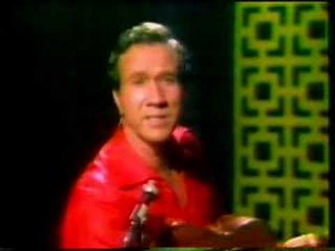 Marty Robbins Sings The Letter Edged In Black