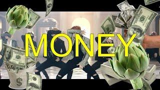 BTS - Karczochy = Money (parodia pl)