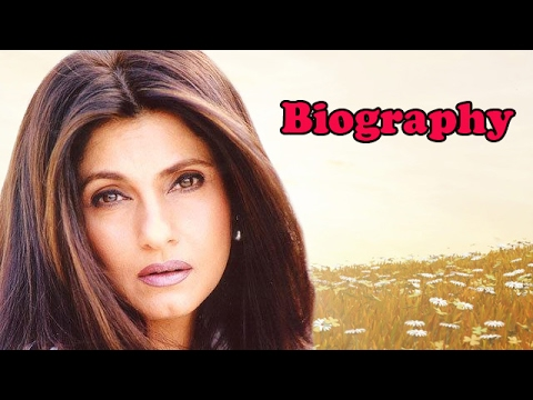 Dimple Kapadia - Biography