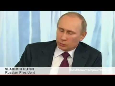 Putin warns Europe of gas shortages over Ukraine debts