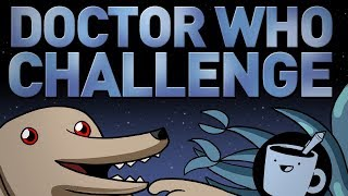 Artists Draw Doctor Who Aliens (That They've Never Seen)