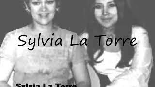 How to Pronounce Sylvia La Torre?