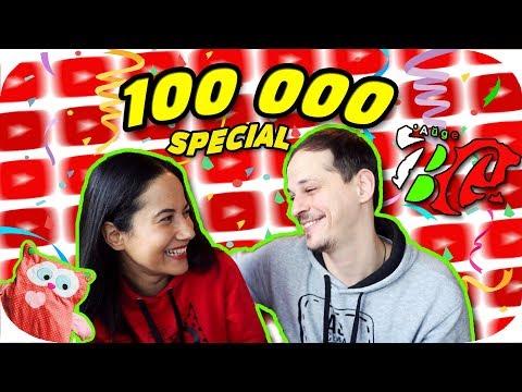 РЕАГИРАМЕ НА ПЪРВОТО НИ ВИДЕО - 100 000 SUBS SPECIAL