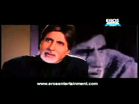 Amitabh's Speech In Baghban video