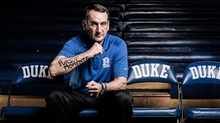 """I thought you would live forever."" --Coach K"