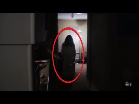 Real Ghost Girl Pictures ▶ The Haunting Tape 12 Ghost