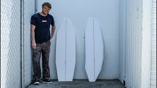 Dane Reynolds, Leila Hurst and More Test Their Bizarre Duct Tape Festival Handshapes