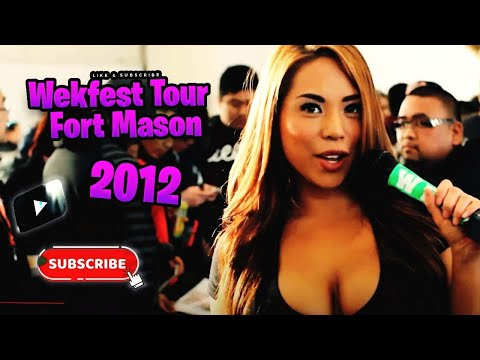 Wekfest 2012 Official Tour Video San Francisco 2012 - Fort Mason