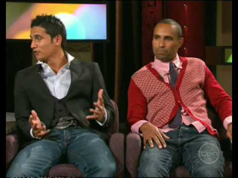 Tim Cahill and Archie Thompson interview