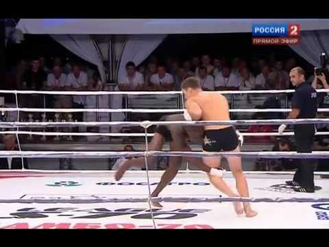 Бои без правил Платформа S-70 Виктор Немков - Чак Григсби