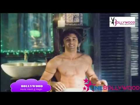 Male Actors Nude Scene In Front Of Camera - Ranbir Kapoor, Johan Abrams & Rajkumar Yadav video