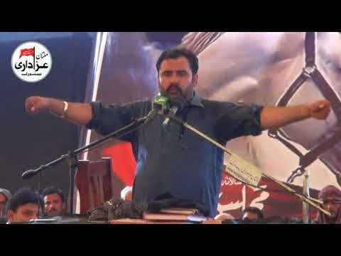 Zakir Syed Muhammad Hussain Shah | Majlis e Aza 14 Aug 2017 | Dera Peer Syed Shabeer Hussain Shah |
