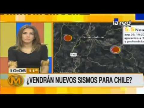 ¿Vendrán nuevos sismos para Chile?